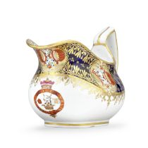 The Chamberlain Worcester milk jug from the Abergavenny tea and coffee service, circa 1813-14