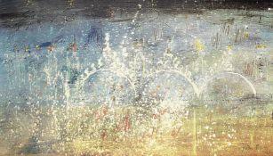 John Piper C.H. (British, 1903-1992) Death In Venice V Screenprint in colours, 1973, on wove, sig...