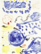Patrick Heron (British, 1920-1999) Untitled VII Monotype, 1994, on Arches, signed, dated and insc...