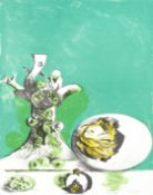 Graham Sutherland O.M. (British, 1903-1980) Uccelli The complete set of three lithographs printed...