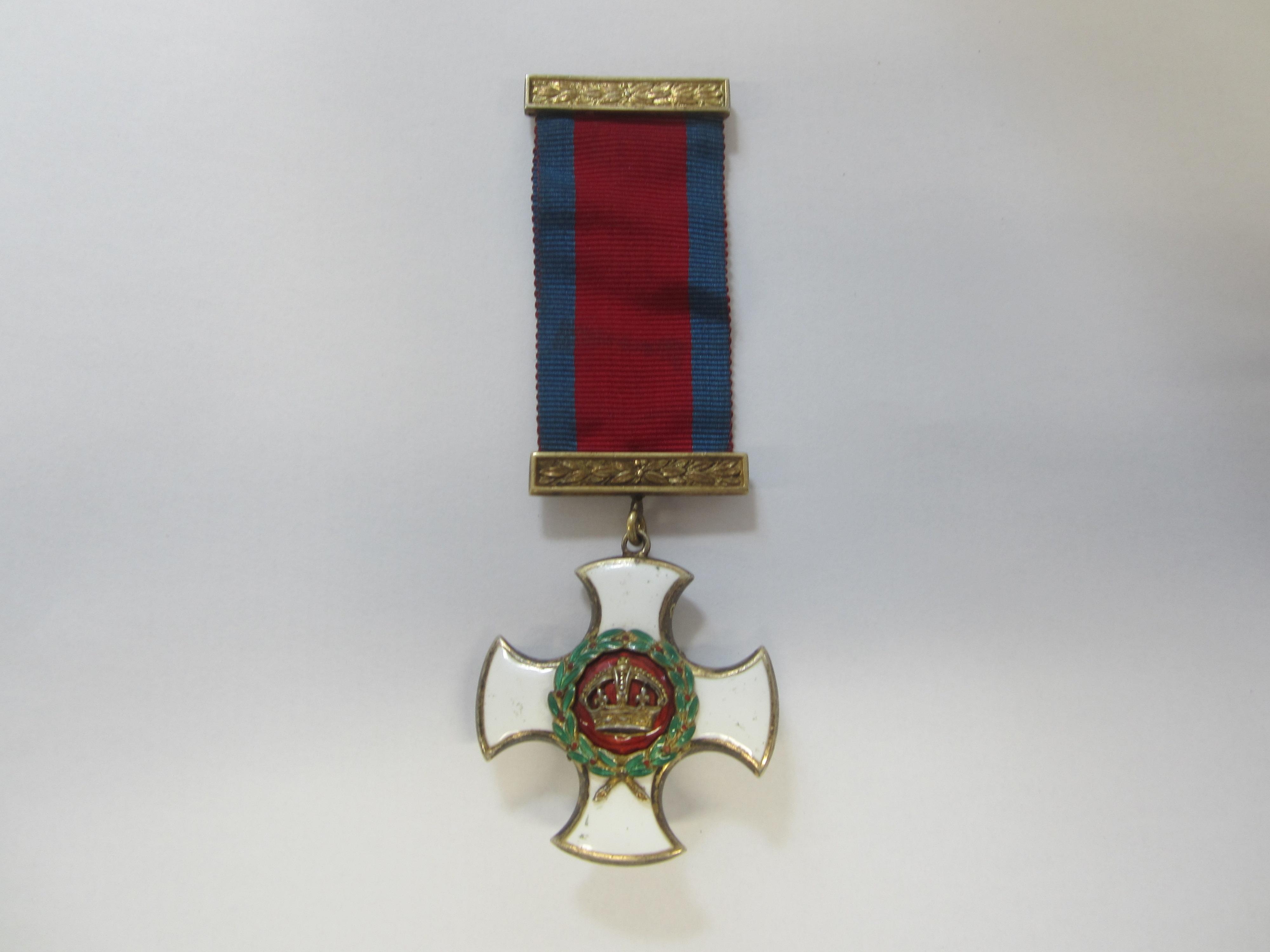 Distinguished Service Order,
