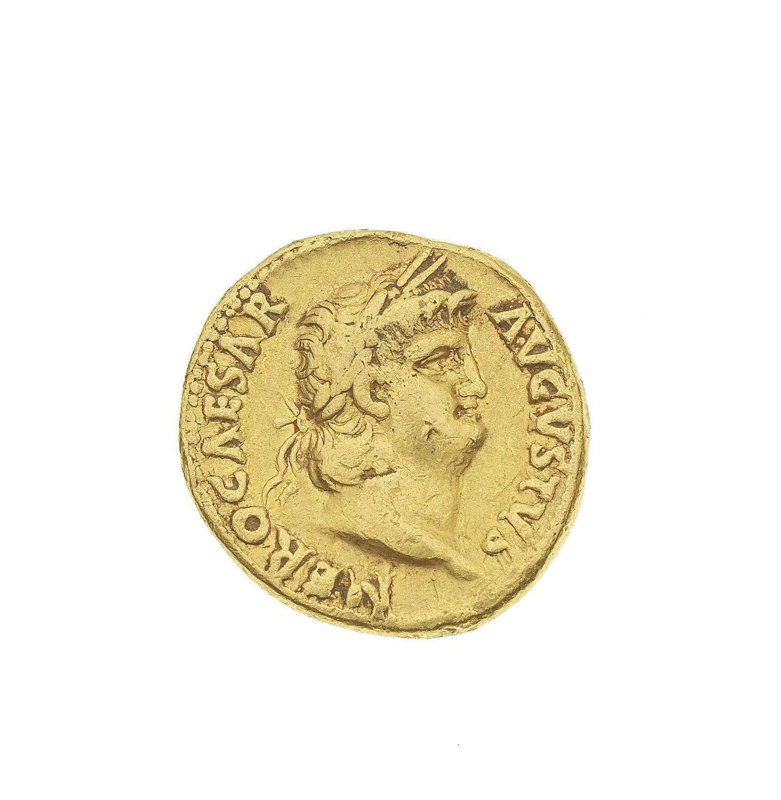 Nero, 54-68 AD,