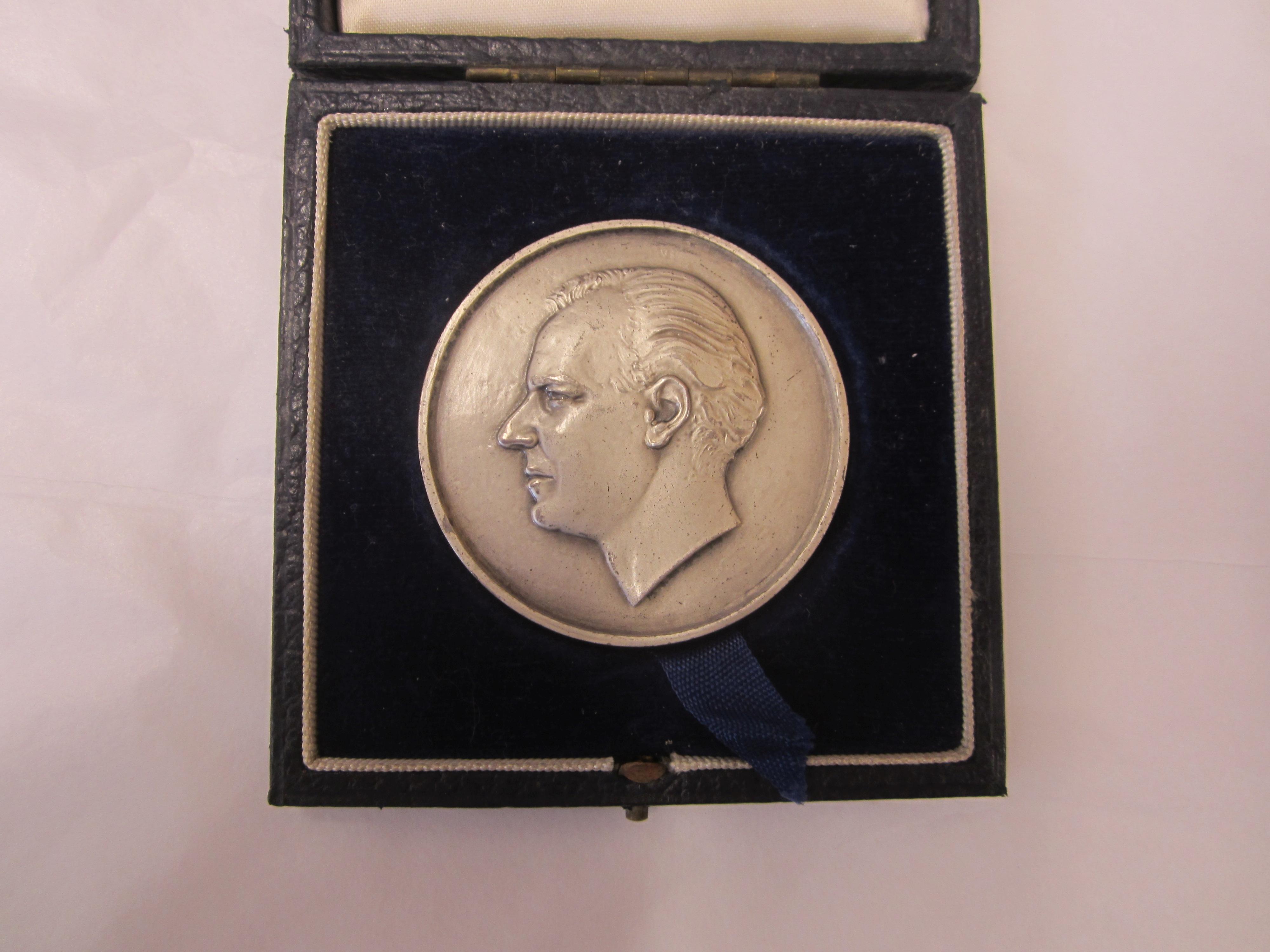 The Geoffrey De Havilland Trophy,