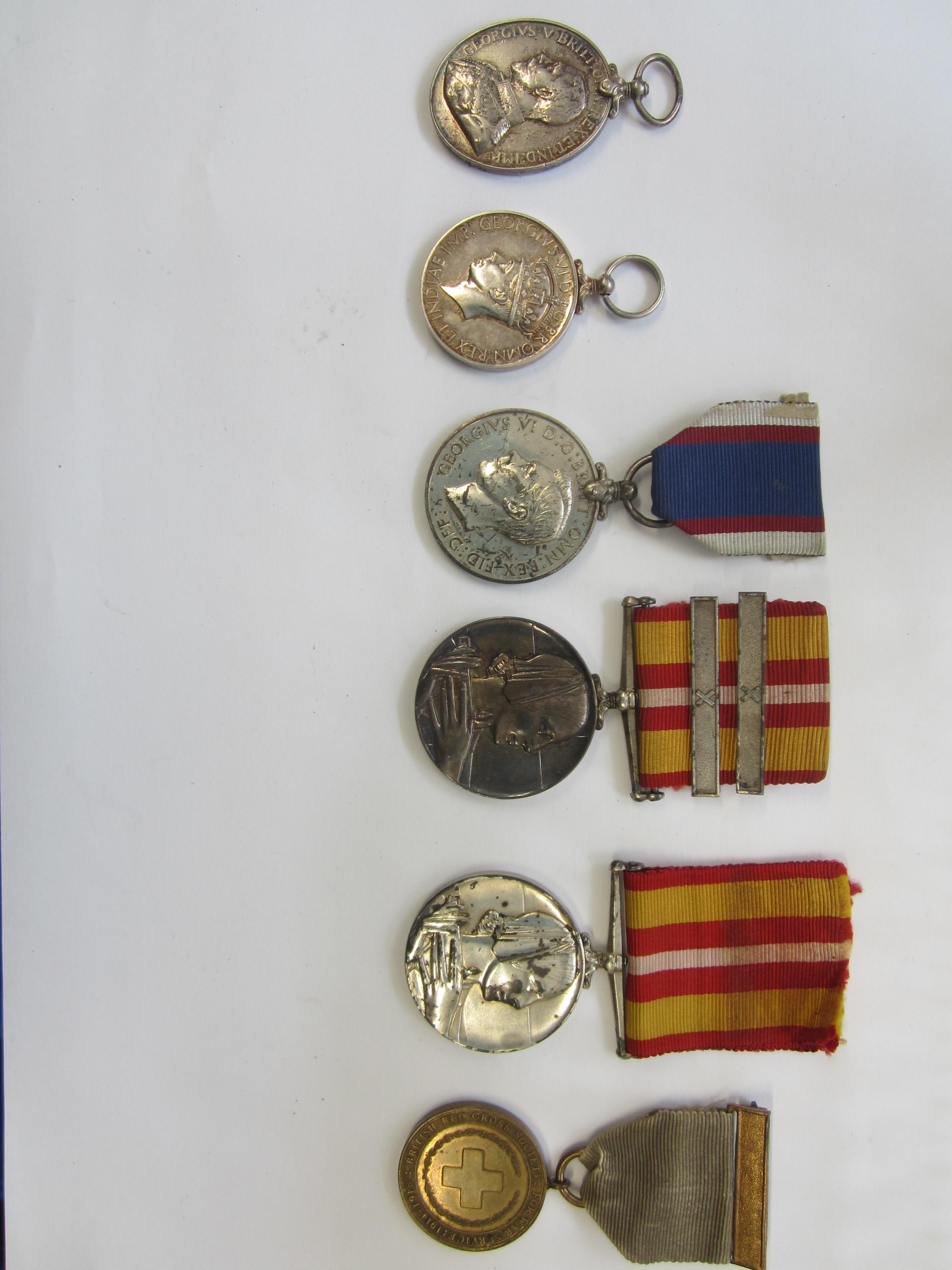 Territorial Force Efficiency Medal,