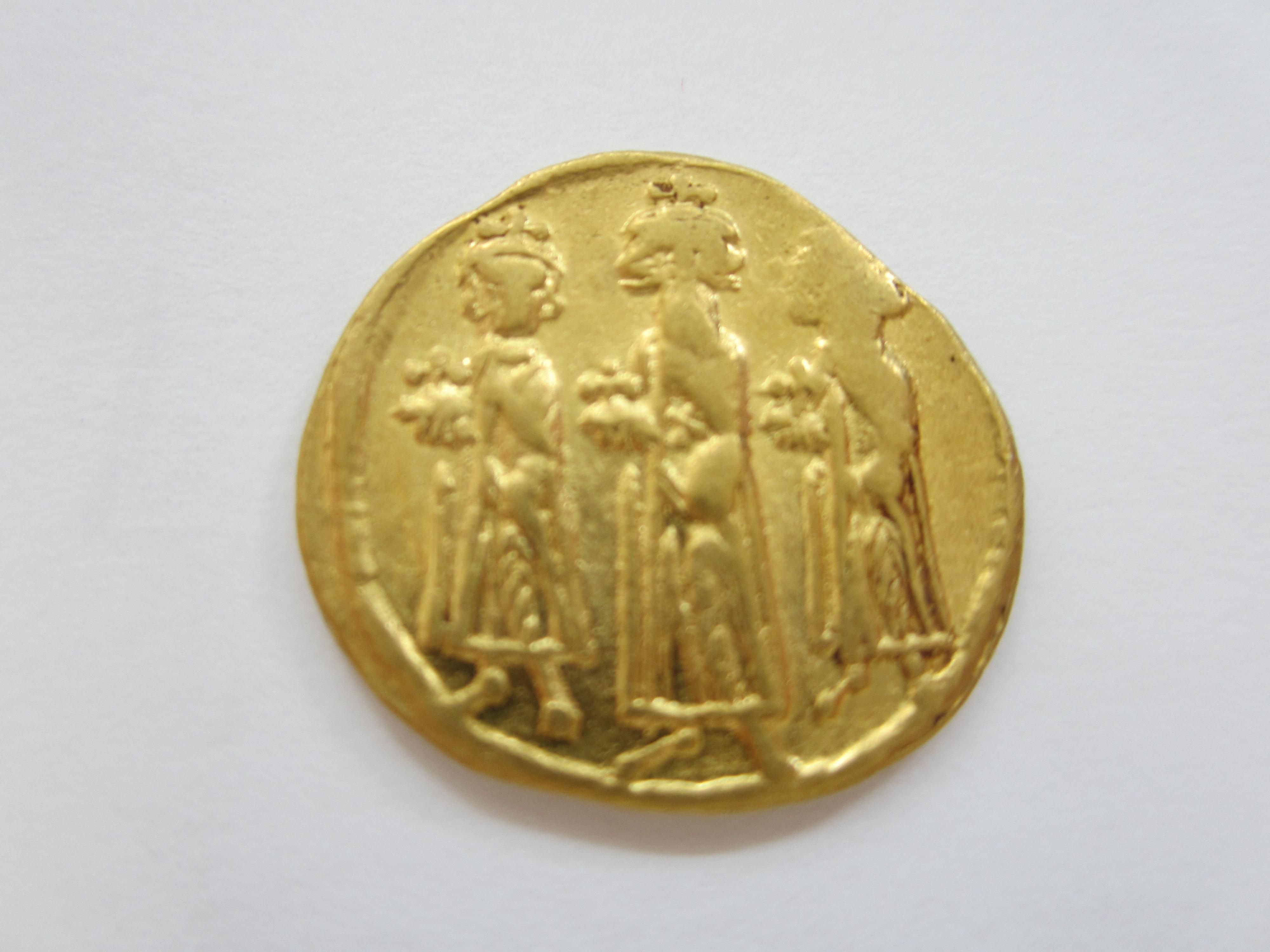 Heraclius, 610-641 AD,