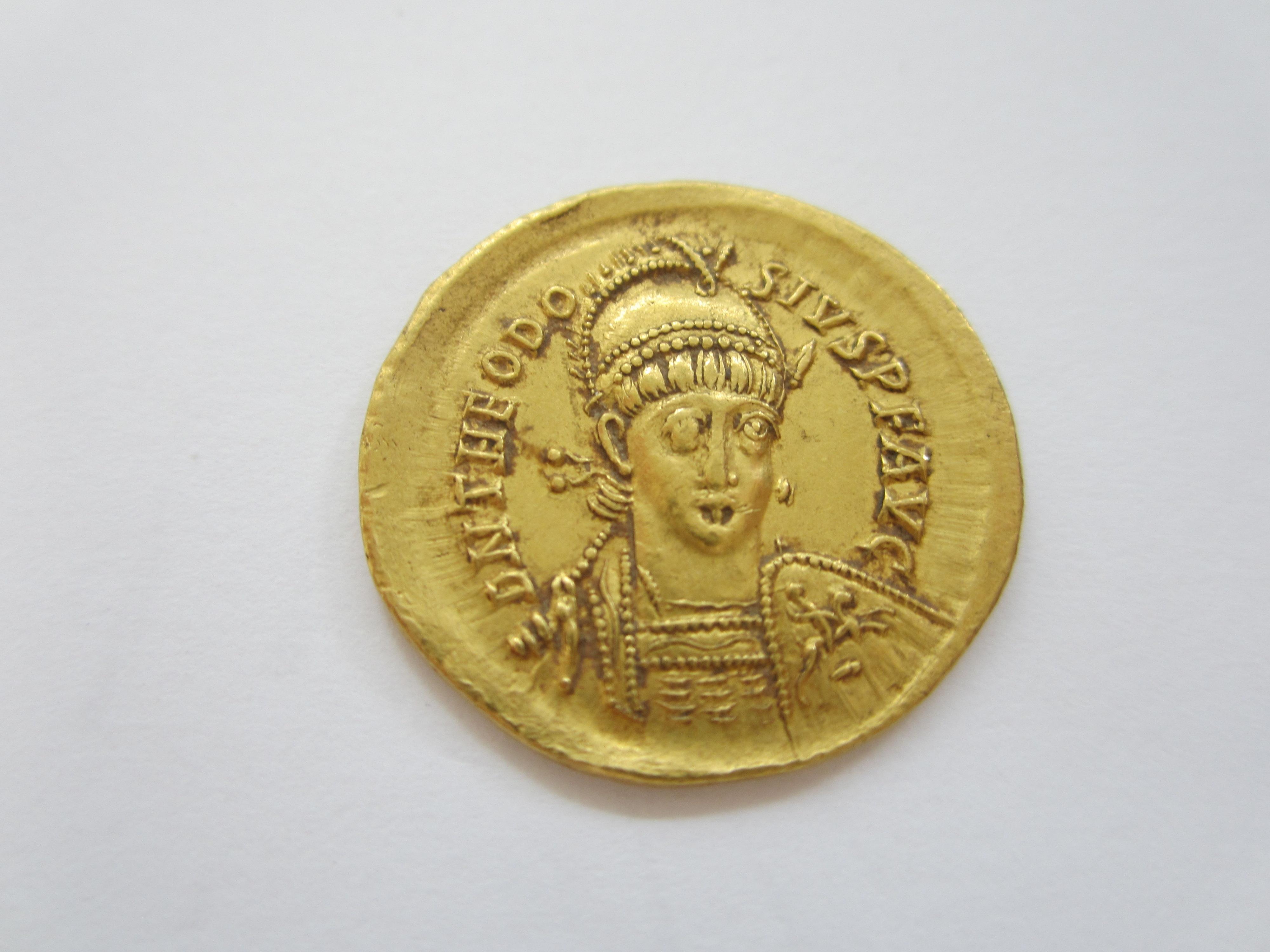Theodosius II, 408-420 AD,
