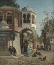 Germain Fabius Brest (French, 1823-1900)