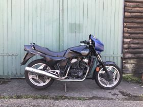 1987 Honda 499cc VT Frame no. PC11-2103792* Engine no. PC11E-210381
