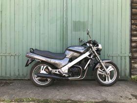 c.1991 Honda 583cc Revere Frame no. PC22-2300002 Engine no. None visible