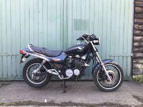 1983 Honda 650cc Night Hawk Frame no. JH2RC1304DM003232 Engine no. RC13E-2003461