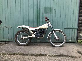 c.1988 Yamaha TY250 Frame no. *3BA-000919* Engine no. *3BA-000919*