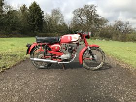 Moto Morini 125cc Corsaro Frame no. E*14593* Engine no. TBA