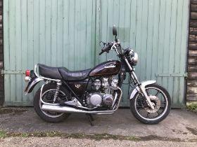 c.1981 Kawasaki 738cc LTD Frame no. KZ750H-023187 Engine no. KZ750 EE040914