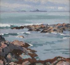 Francis Campbell Boileau Cadell RSA RSW (British, 1883-1937) The Dutchman (1932) 38.1 x 45.7 cm. ...