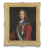 French School, early 18th Century Portrait of a gentleman, traditionally identified as Louis Phil...