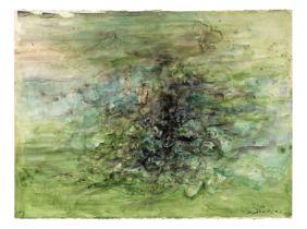 Zao Wou-Ki (1920-2013) Composition 1962