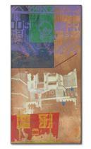 Robert Rauschenberg (1925-2008) Intersection (Copperhead) 1989