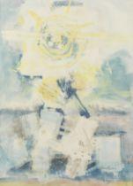 Ahmed Parvez (Pakistani, 1926-1979) Metaphorical Landscape iii