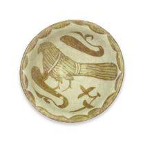 An Abbasid lustre pottery bowl Mesopotamia, 10th Century