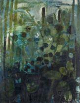 Mary Newcomb (British, 1922-2008) Tremendous Moth Night