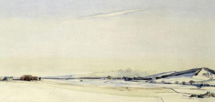 James F T Morrison RSA RSW LLD (British, 1932-2020) Angus, Winter