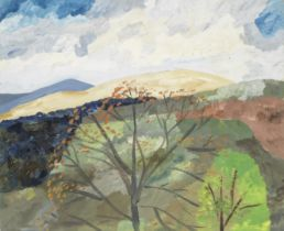 Kate Nicholson (British, born 1929) Boothy View