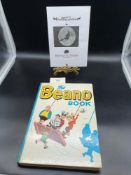 1963 The Beano Book 1st edition. Very good condition.