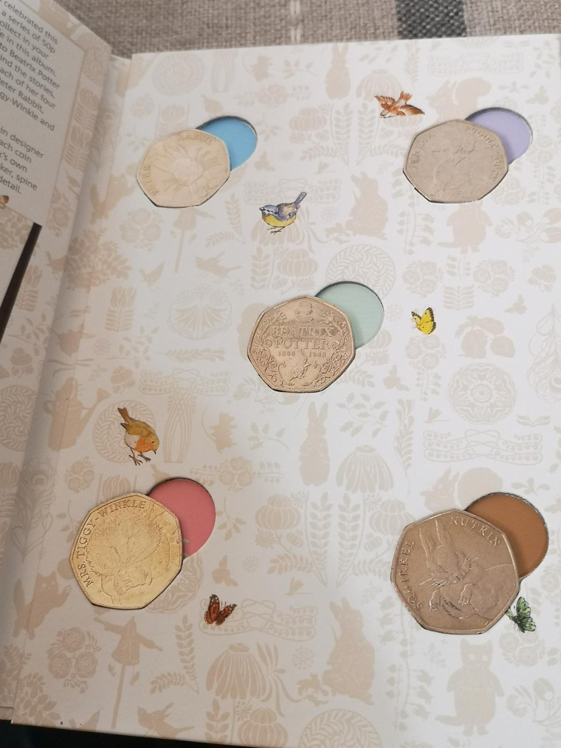 A COLLECTION OF 'THE ROYAL MINT' TREASURY FOR LIFE 50 PENCE COINS. TO INCLUDE TWO SEALED - Image 2 of 3