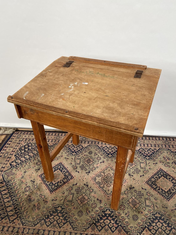 Vintage School desk [64x54x45cm]