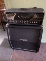 A Bugera 333XL Amplifier together with Behringer speaker box. Both in a working condition.