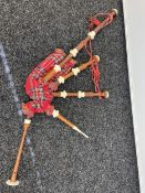 A Set of bagpipes