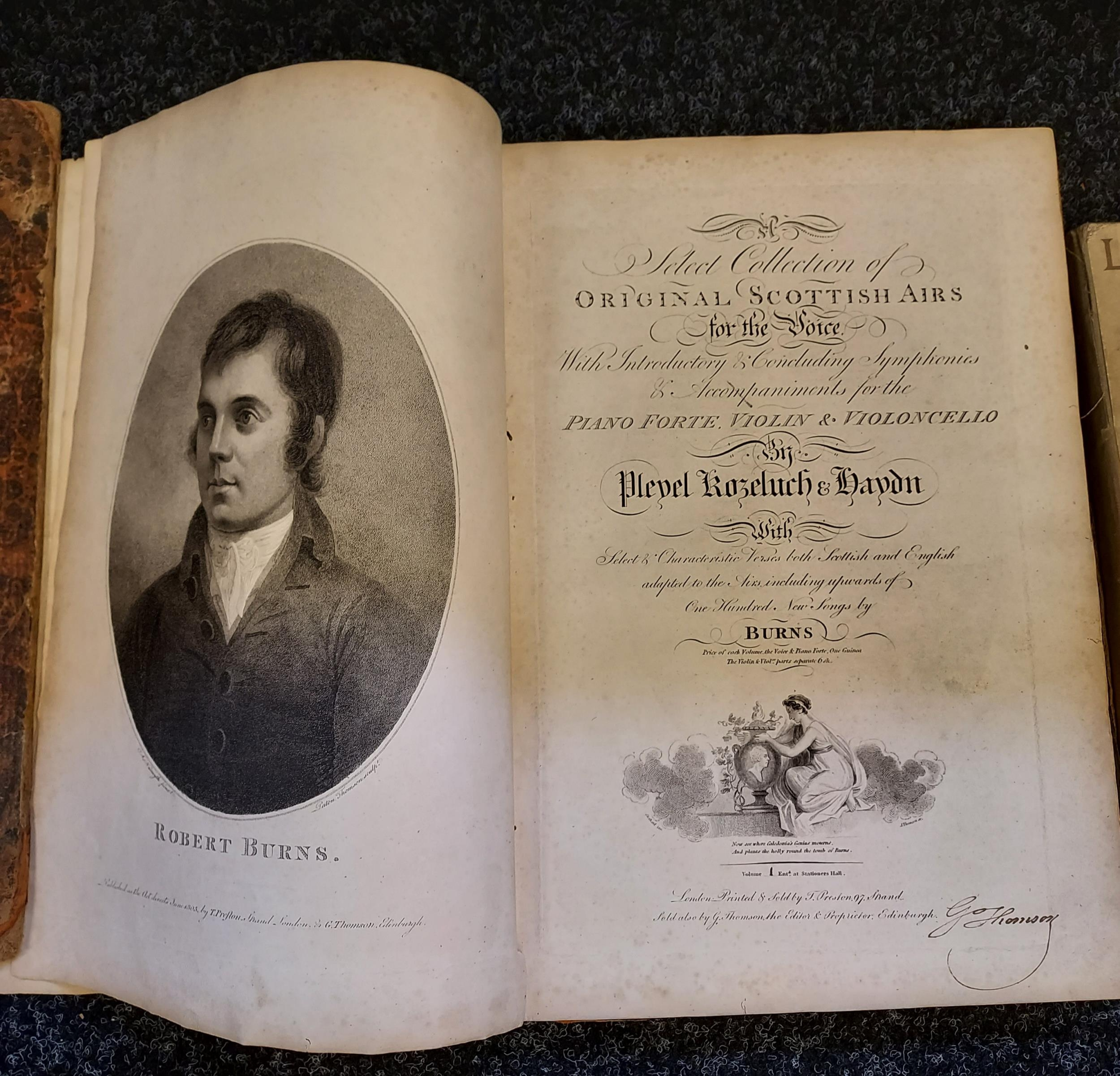 A collection of 18th/19th century books to include; 'The Headless Horseman' by George Somes - Image 8 of 9