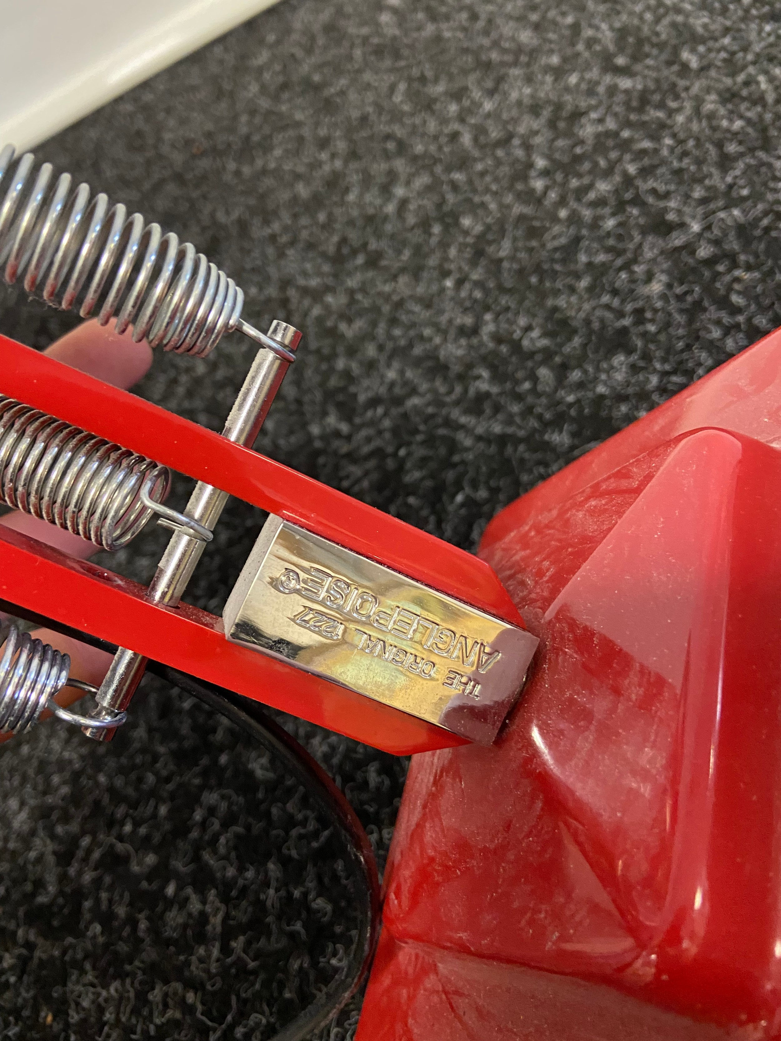 A 1227 Anglepoise light. Working - Image 3 of 3