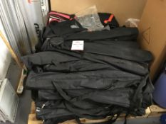 Pallet of new and display Flash Stands in carry cases (approx. 50. of)