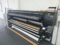 HP Latex 280 Heated vinyl printer (HP Designjet L28500) 2.7m print width