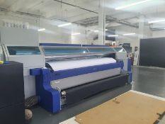 (2013) MTEX Type 5032 3.2m Textile Printer.
