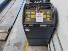 Werther International 400 volt 3.5 tonne ramp air compressor
