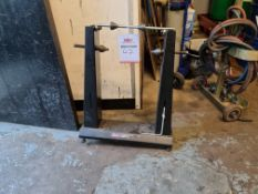 Sealey Motorcycle & Bicycle wheel balance and truing stand