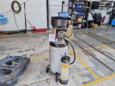 Tecalmit Master Drainer 80 Combi sump drainer + Siphon Pump