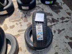 2 x New Trazano 205/55R16 Z-107 Tyres