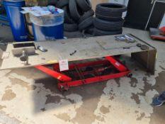 Sealey jackable platform / ramp