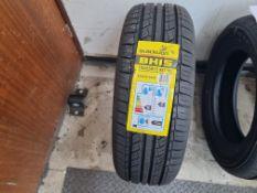 1 x New Blacklion BH15 195/65R15 95T XL Tyre