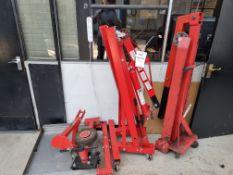 Yankee 1000kg Engine Jack System