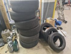 12 x New and Part-Worn Tyres