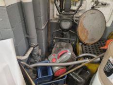 Floor Cleaner, Vacuum Cleaner and Cleaning Utensils