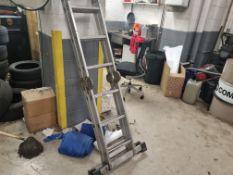 Aluminim Ladder