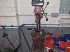 Bench Top Pillar Drill