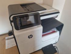 Hewlett Packard Pagewide Pro MFP Printer