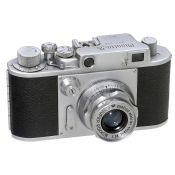 """Minolta-35, ab 1948 C.K.S. (Minolta, Japan). """"Made in Occupied Japan"""", Minolta-35, Typ B oder C, Nr."""