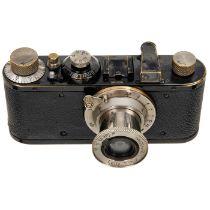 Leica I, um 1928 Leitz, Wetzlar. Entweder vierstellige Nr. 9782 oder dreistellige Nr. 978, da die